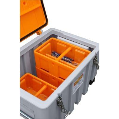 Stapelbare Einstellschale für CEMbox 150 und 250 l