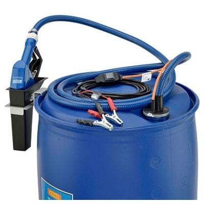 Elektropumpe CENTRI SP 30, 12 V für AdBlue®, Wasser und Kühlerfrostschutzmittel, Set mit Kabel, Schlauch, Automatik-Zapfventil