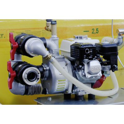 Motorpumpe mit Benzinmotor