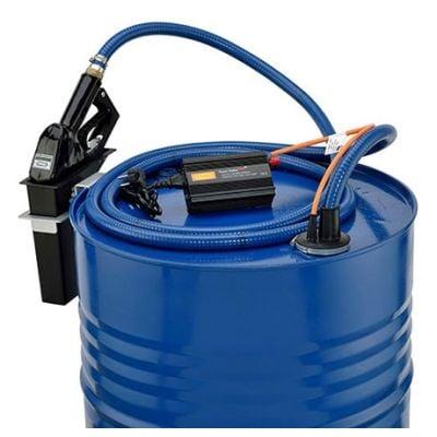 Pumpenset CENTRI SP 30, 12 V für Diesel, Set mit Netzgerät, Schlauch, Automatik-Zapfventil