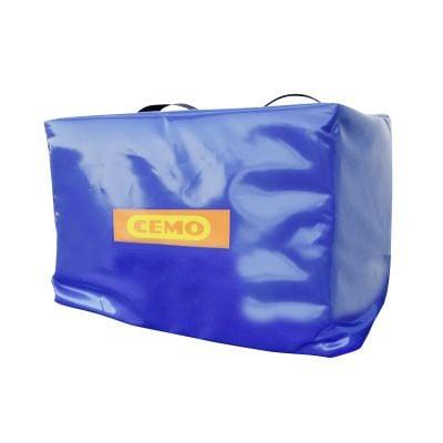 Blaue Isolier- und Schutzhaube für Blue-Mobil Easy
