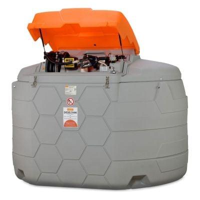CEMO CUBE Dieseltank 5.000 Liter Outdoor Premium Plus 20 oder Plus 20 SIM