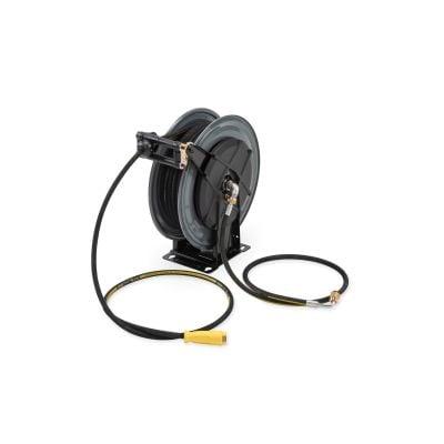 Schlauchtrommel mit 20 m HDSchlauch  DN8 40 MPa