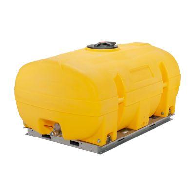 PE-Fässer kofferförmig