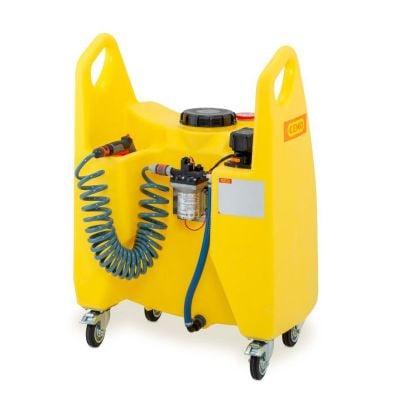Transfer-Trolley Aqua