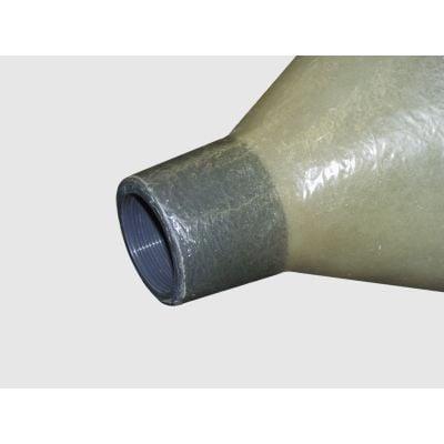Muffe (PVC) anlaminiert