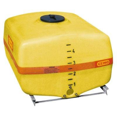 GFK-Fässer kofferförmig