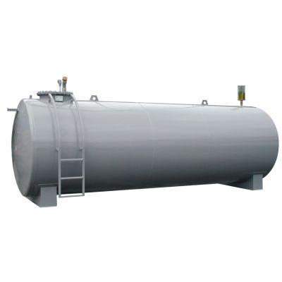 Stahltank ohne Zubehör