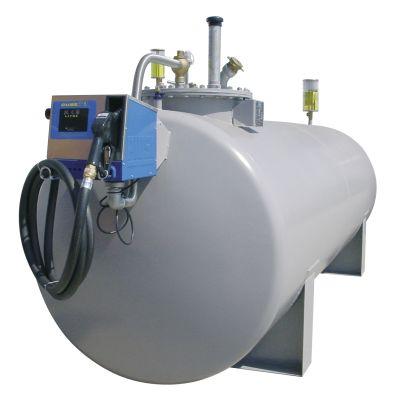 Stahltank mit Elektropume CUBE 70 K33