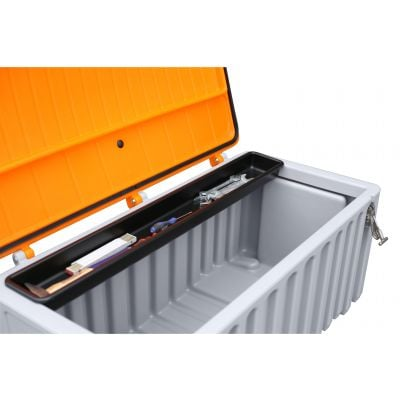 Einlegeschale lang aus PE für CEMbox 400 und 750 l
