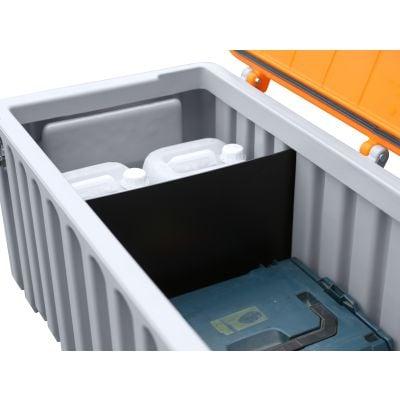 Trennwände für CEMbox 150 - 750 l
