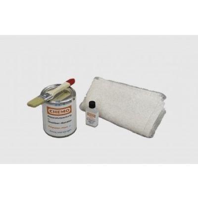 Reparatur-Packung 1 kg grau eingefärbt
