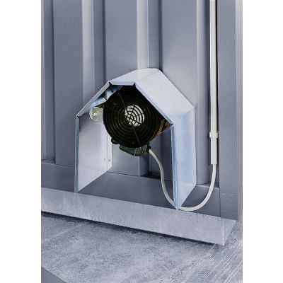 Ventilator für Zwangsbelüftung