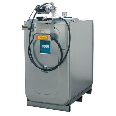 Schmierstoff-Kompaktanlage ECO mit Elektropumpe