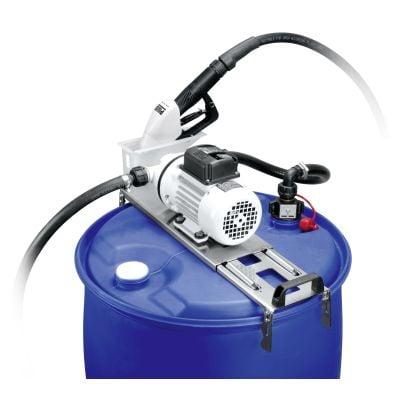 Cematic Blue Pumpensysstem für Fässer 220 l