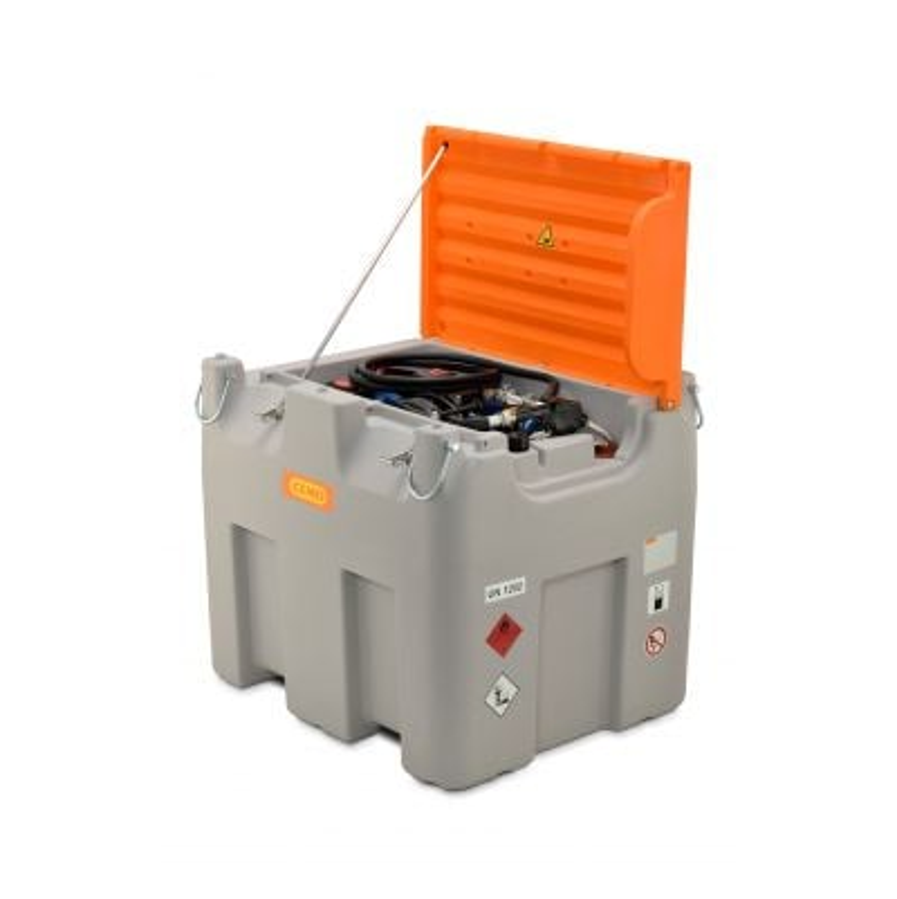 DT-Mobil Easy COMBI 850/100 L diesel-/AdBlue®-Tank