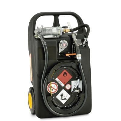 Kraftstofftrolley 60 l oder 95 l mit Hand- oder Elektropumpe